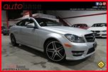 2014 Mercedes-Benz C-Class C350 4MATIC COUPE | NAVIGATION | KEYLESS-GO | LOW KMS in Woodbridge, Ontario