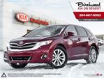 2013 Toyota Venza 4dr Wgn AWD ONE WEEK BLOWOUT! BEST VALUE IN WPG! in Winnipeg, Manitoba