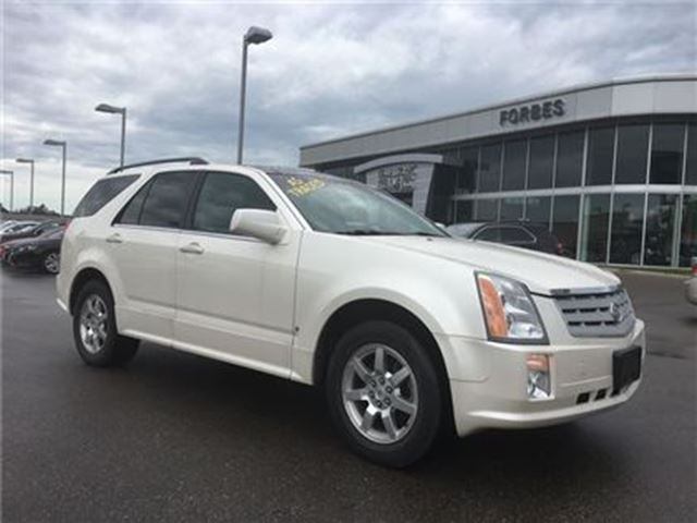 2007 CADILLAC SRX V6, AWD, LEATHER, BOSE SOUND in Waterloo, Ontario