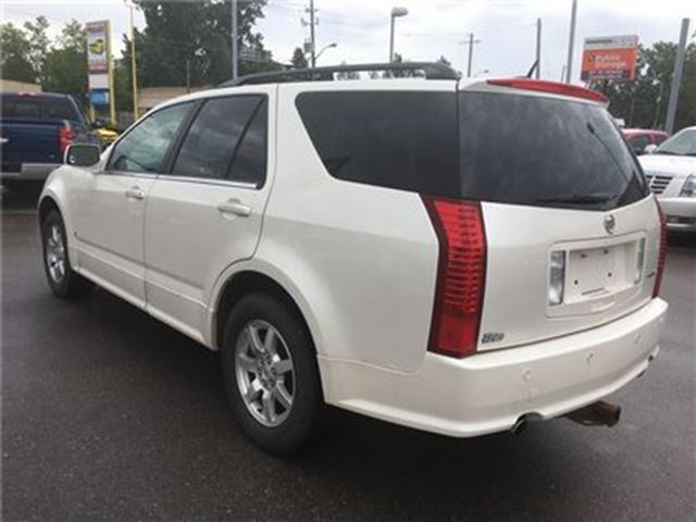 2007 cadillac srx v6 awd leather bose sound waterloo ontario used car for sale 2674453. Black Bedroom Furniture Sets. Home Design Ideas