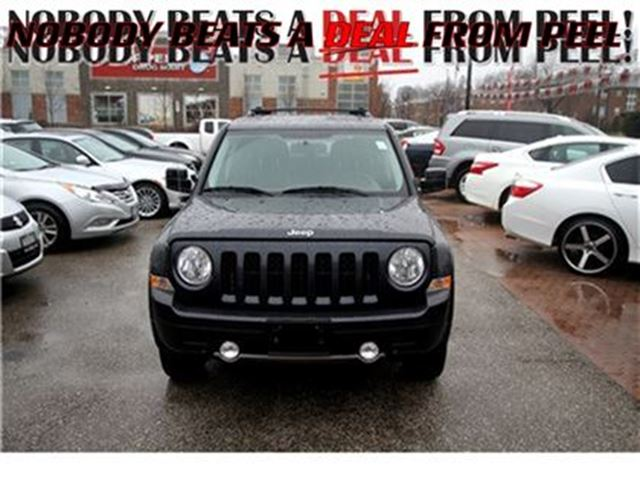 New And Used Jeep Patriot Cars For Sale In Mississauga