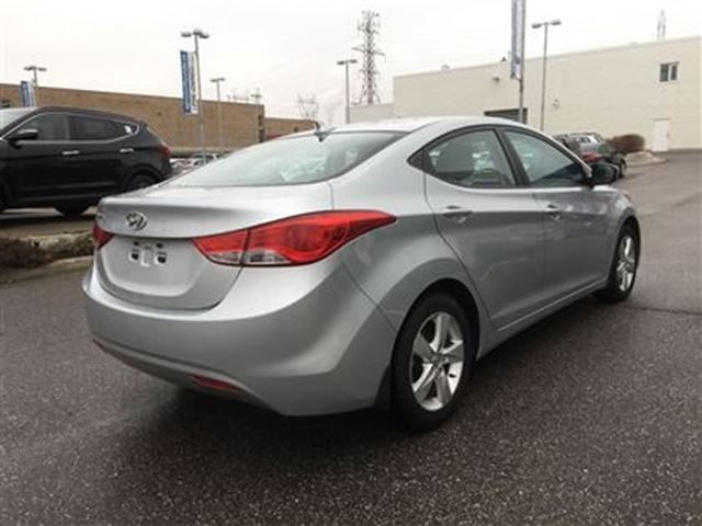 2012 Hyundai Elantra Gls Sunroof Off Lease Only 47403kms