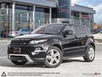 2013 Land Rover Range Rover Evoque (Dynamic Premium Package) in Mississauga, Ontario