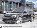 2013 Land Rover Range Rover Sport LUX in Mississauga, Ontario