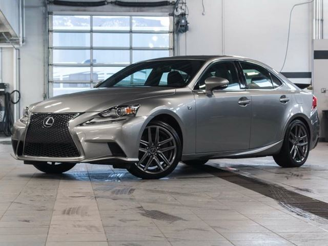 2016 lexus is 300 awd f sport series 2 kelowna british. Black Bedroom Furniture Sets. Home Design Ideas