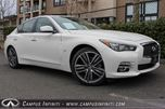 2015 Infiniti Q50 Luxury w/ Navi in Victoria, British Columbia