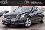 2013 Cadillac ATS RWD Leather Bluetooth Heated Front Seats Keyless Go Pwr Seat 17alloy Rims in Bolton, Ontario