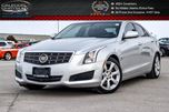 2014 Cadillac ATS RWD Leather Bluetooth Heated Front Seats Keyless Go Pwr Seat 17alloy Rims in Bolton, Ontario