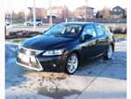 2015 Lexus CT 200h FWD 4dr Hybrid in Mississauga, Ontario