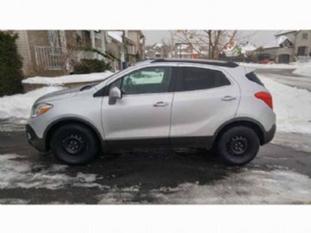 2015 buick encore fwd convenience mississauga ontario car for sale 2674543. Black Bedroom Furniture Sets. Home Design Ideas
