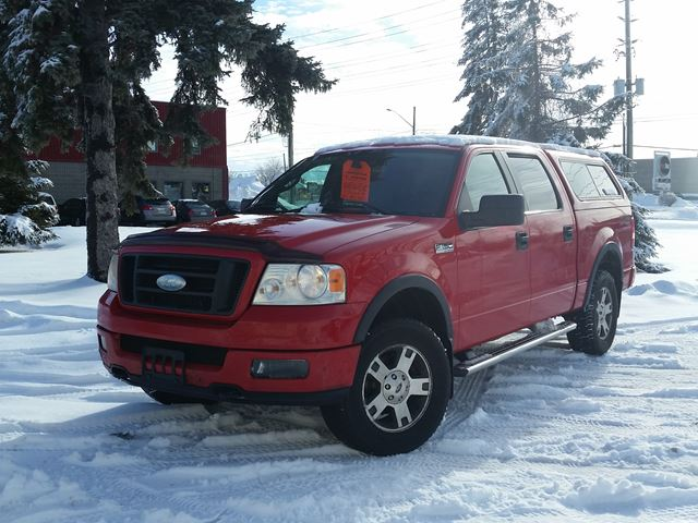 2005 ford f 150 fx4 ottawa ontario used car for sale 2674167. Black Bedroom Furniture Sets. Home Design Ideas