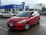 2016 Hyundai Accent GL in Smiths Falls, Ontario