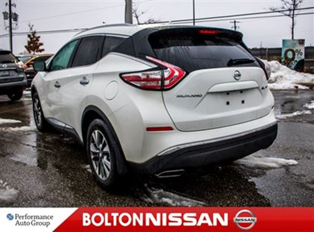 2016 nissan murano sl leather heated seats navigation bolton ontario used car for sale 2674819. Black Bedroom Furniture Sets. Home Design Ideas