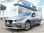 2014 Mazda MAZDA3 GS-SKY/Auto, Navigation, Leather, Alloy Wheels, in Mississauga, Ontario