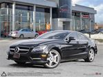 2014 Mercedes-Benz CLS-Class CLS550 4MATIC (DISTRONIC PLUS) in Mississauga, Ontario