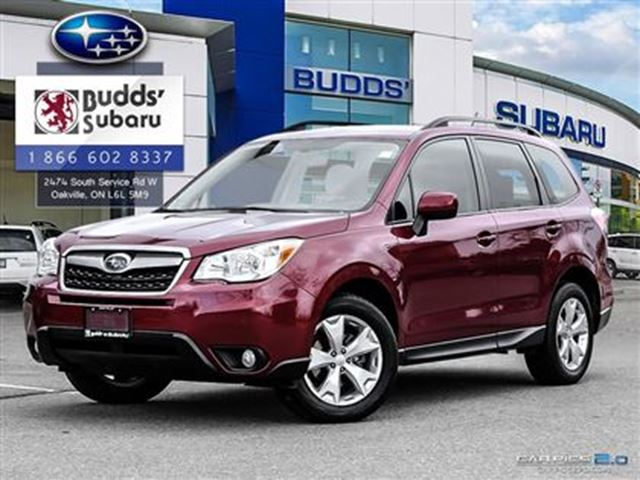 2014 Subaru Forester 2.5i Convenience at in Oakville, Ontario