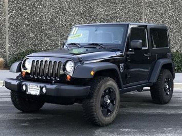 2011 JEEP WRANGLER Rubicon 2D Utility 4WD in North Vancouver, British Columbia