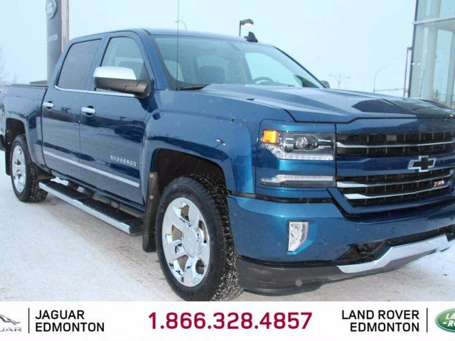 2017 chevrolet silverado 1500 ltz local one owner trade. Black Bedroom Furniture Sets. Home Design Ideas