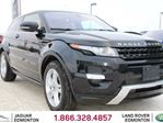 2012 Land Rover Range Rover Evoque Dynamic - BC TRADE IN | NO ACCIDENT CLAIMS | NAVIGATION | SURROUND CAMERA SYSTEM | BLIND SPOT MONITOR | PARKING SENSORS | ADAPTIVE XENON HEADLAMPS | PANORAMIC GLASS ROOF | HEATED WINDSHIELD WITH RAIN SENSING WIPERS | 2 TONE LEATHER INTERIOR | HEATED  in Edmonton, Alberta