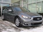 2016 Infiniti Q50 AWD, LEATHER INTERIOR/HEATED SEATS/AROUND VIEW MONITOR in Edmonton, Alberta