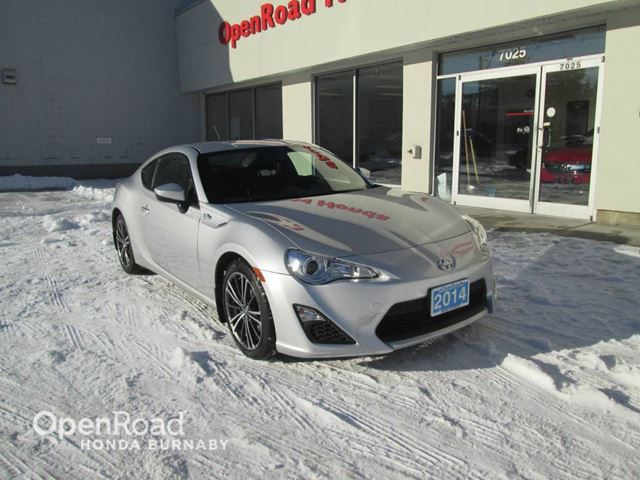 2014 Scion FR-S Base in Burnaby, British Columbia