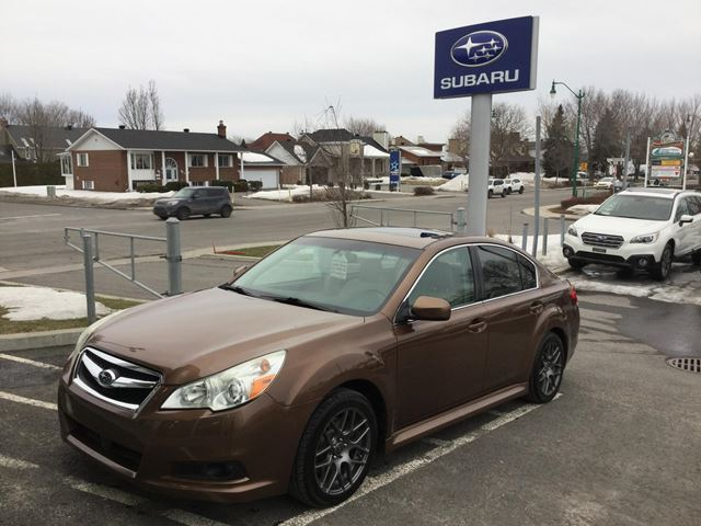 2011 subaru legacy 3 6r limited repentigny quebec used car for sale 2674712. Black Bedroom Furniture Sets. Home Design Ideas
