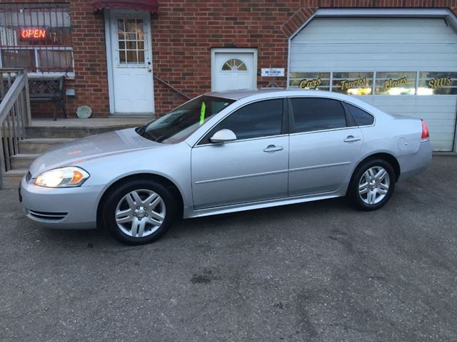 2011 CHEVROLET Impala LT in Bowmanville, Ontario