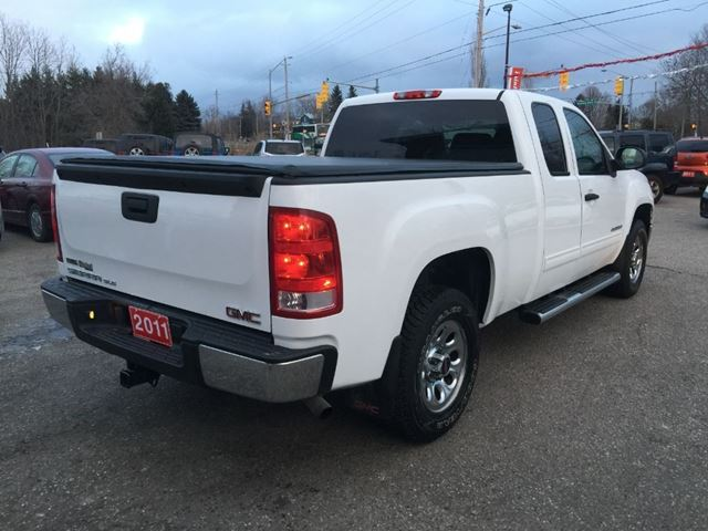 2011 gmc sierra 1500 sle bowmanville ontario used car for sale 2674822. Black Bedroom Furniture Sets. Home Design Ideas