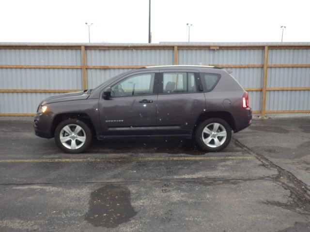 2016 Jeep Compass Sport Grey Haldimand Motors Wheels Ca