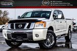 2014 Nissan Titan SL 4x4 Navi Sunroof Backup Cam Bluetooth Leather Keyless Entry 20Chrome Wheels in Bolton, Ontario