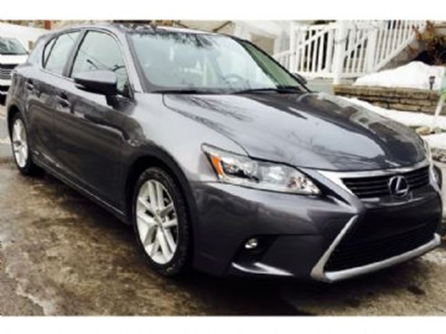 2015 lexus ct 200h touring hybrid mississauga ontario used car for sale 2675179. Black Bedroom Furniture Sets. Home Design Ideas
