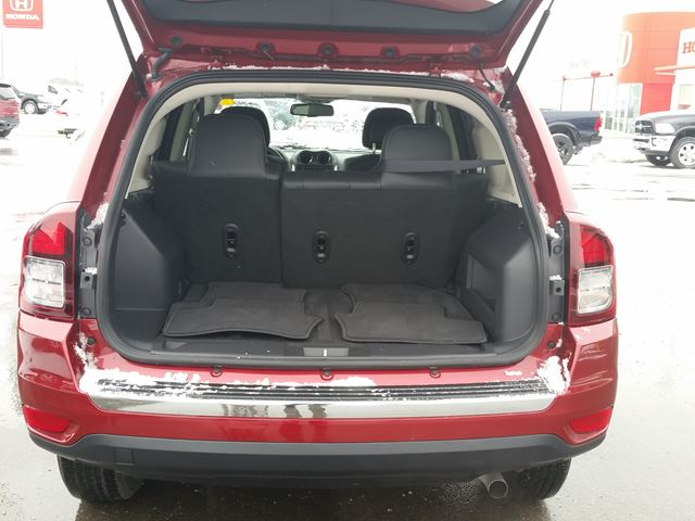 2016 jeep compass high altitude sunroof heated seats red belleville dodge. Black Bedroom Furniture Sets. Home Design Ideas