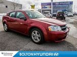 2009 Dodge Avenger SXT   Cruise Control   CD Player   Accident Free in Bolton, Ontario