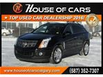 2010 Cadillac SRX Premium Collection in Calgary, Alberta