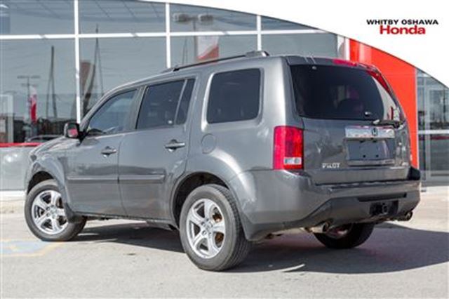 2013 honda pilot ex l a5 whitby ontario used car for sale 2675374. Black Bedroom Furniture Sets. Home Design Ideas