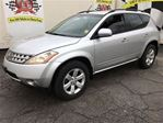2007 Nissan Murano SL, Automatic, Sunroof, Heated Seats, Back Up Came in Burlington, Ontario