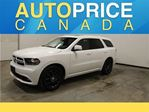 2017 Dodge Durango R/T AWD LEATHER 7PASS NAVI in Mississauga, Ontario