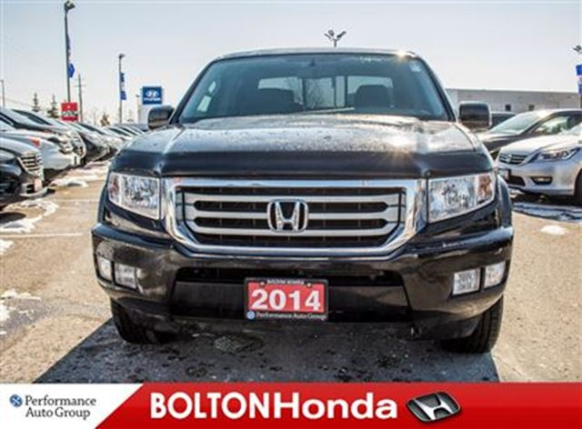 2014 honda ridgeline touring leather heated seats awd bolton ontario used car for sale 2675914. Black Bedroom Furniture Sets. Home Design Ideas