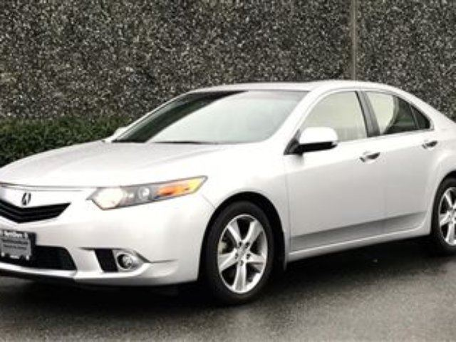 2013 Acura TSX Tech at in North Vancouver, British Columbia