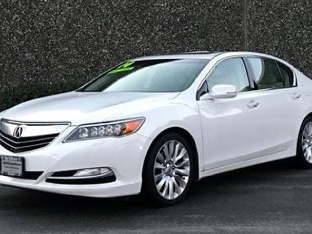 2014 Acura RLX Base w/Technology Package in North Vancouver, British Columbia