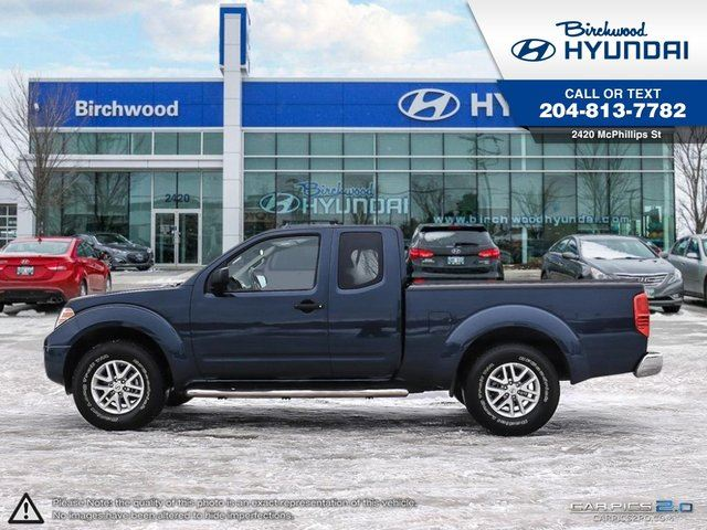 2015 Nissan Frontier Sv Winnipeg Manitoba Used Car For