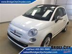2015 Fiat 500 Lounge *Convertible* in Lethbridge, Alberta