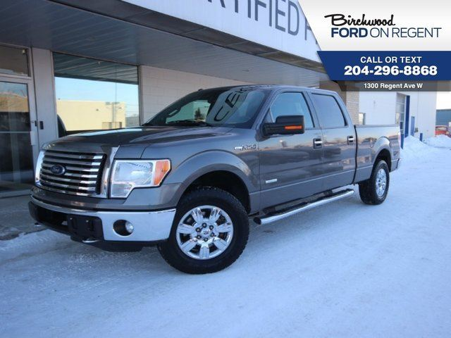 2012 ford f 150 xlt supercrew 4x4 xtr package winnipeg manitoba used car for sale 2675589. Black Bedroom Furniture Sets. Home Design Ideas