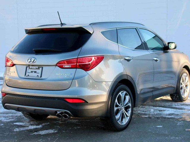 2014 hyundai santa fe 2 0t limited awd kelowna british columbia used car for sale 2675630. Black Bedroom Furniture Sets. Home Design Ideas