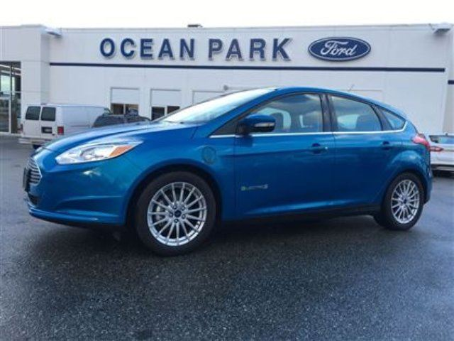 2016 Ford Focus NEVER PAY FOR GAS AGAIN!!! JOIN THE GREEN MOVEMENT in Surrey, British Columbia