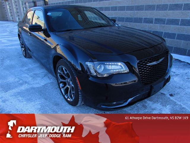 2016 CHRYSLER 300 S/SPORTY/LEATHER/SUNROOF/LOADED in Dartmouth, Nova Scotia