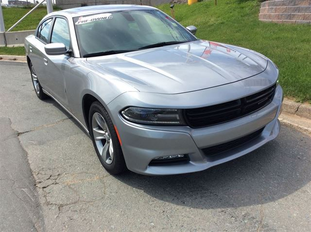 2016 dodge charger sxt dartmouth nova scotia used car. Black Bedroom Furniture Sets. Home Design Ideas