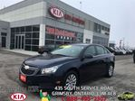 2011 Chevrolet Cruze LT Turbo LOW LOW PAYMENTS in Grimsby, Ontario