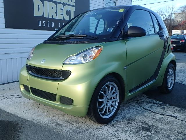 2011 smart fortwo hatchback 1 0 l halifax nova scotia. Black Bedroom Furniture Sets. Home Design Ideas