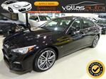 2015 Infiniti Q50 SPORT AWD**DELUX TOURING & TECH PKG** in Vaughan, Ontario